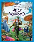 Alice in Wonderland (2010) (Blu-ray + DVD + Digital Copy)