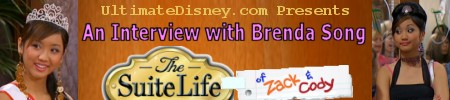 Click to read our interview with Brenda Song, star of &quot;The Suite Life of Zack & Cody&quot; and four Disney Channel Original Movies.