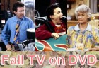 Fall TV on DVD: Home Improvement, Boy Meets World, The Golden Girls DVD Press Release