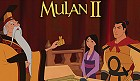 Mulan II DVD Press Release