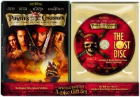 Buy Pirates of the Caribbean: 3-Disc Gift Set from Amazon.com